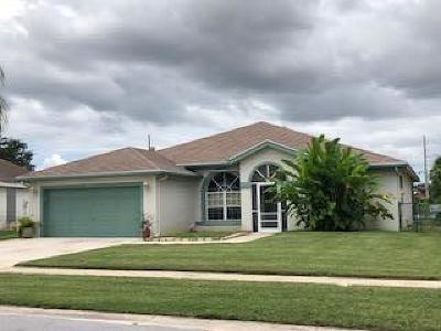 Boynton Beach Single Family Home For Sale: 6416 Terra Rosa Circle
