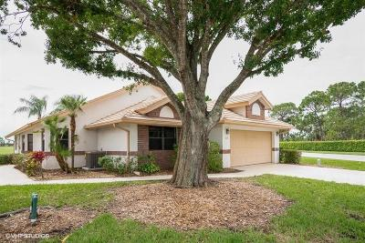 Port Saint Lucie Single Family Home For Sale: 453 SW Jefferson Circle