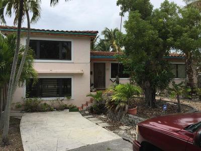 Boca Raton Single Family Home For Sale: 1455 NE 5th Avenue
