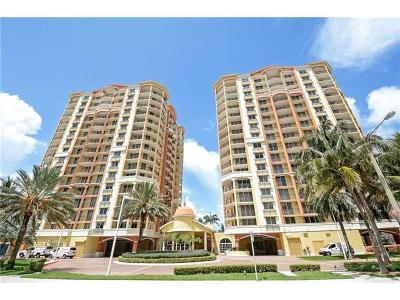 Fort Lauderdale Condo For Sale: 2001 Ocean Boulevard #1401