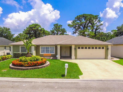 Greenacres Single Family Home For Sale: 272 Malibu Circle