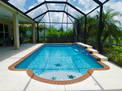 Vero Beach Single Family Home For Sale: 2400 3rd Place SW