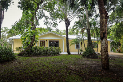 Palm Beach Gardens Single Family Home For Sale: 15388 85th Way
