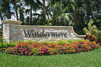 Palm Beach Gardens Townhouse For Sale: 875 Windermere Way