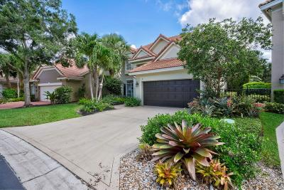 Palm Beach Gardens Single Family Home For Sale: 43 Princewood Lane