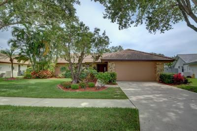 Jupiter Single Family Home For Sale: 102 Coco Lane