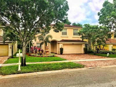 Wellington Single Family Home For Sale: 9131 Dupont Place