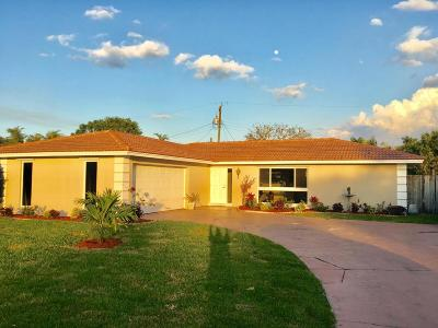 North Palm Beach Single Family Home For Sale: 12682 Ellison Wilson Road