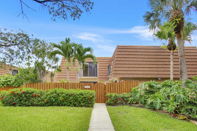 Jupiter Townhouse For Sale: 2409 24th Court