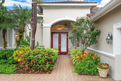 West Palm Beach Single Family Home For Sale: 7552 Ironhorse Boulevard