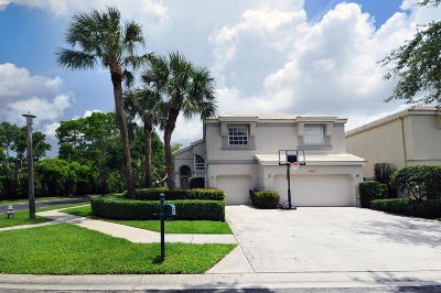 West Palm Beach Single Family Home For Sale: 3005 Caffia Way