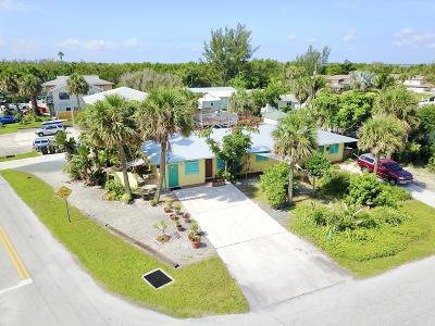 Fort Pierce Multi Family Home For Sale: 1841 Gulfstream Avenue