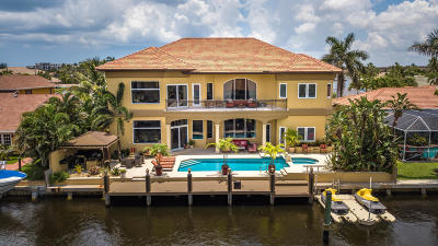 Delray Beach Single Family Home For Sale: 963 Cypress Drive