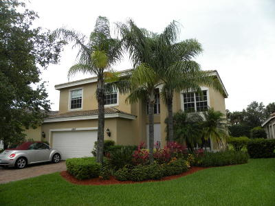Vero Beach Single Family Home For Sale: 1867 Grey Falcon Circle SW
