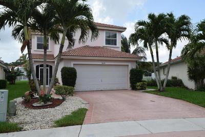 Lake Worth, Lakeworth Single Family Home For Sale: 5624 Kingsmill Court