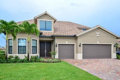 Jupiter Single Family Home For Sale: 206 Alcove Point Lane