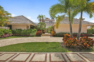 Boca Raton Single Family Home For Sale: 19646 Oakbrook Circle