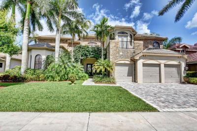 Wellington Single Family Home For Sale: 3597 Royalle Terrace
