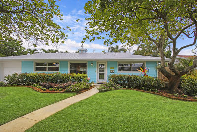 North Palm Beach Single Family Home For Sale: 753 Fairhaven Drive