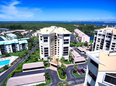 Fort Pierce Condo For Sale: 2400 S South Ocean Drive #4292