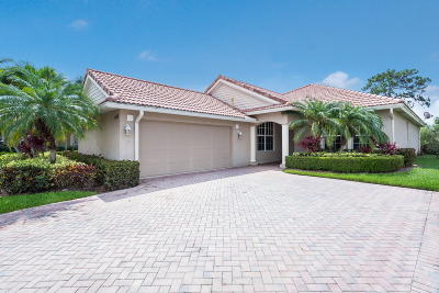 Jensen Beach Single Family Home For Sale: 4159 NW Burr Oak Court