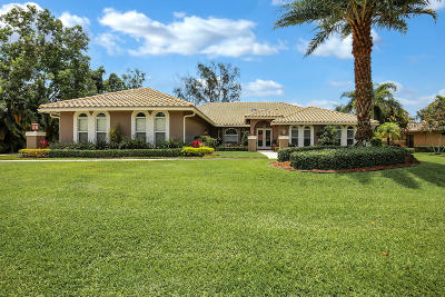Boca Raton Single Family Home For Sale: 21155 Sweetwater Lane