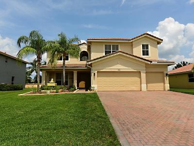 Vero Beach Single Family Home For Sale: 1060 Amethyst Drive SW