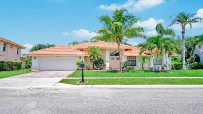 Wellington Single Family Home For Sale: 2316 Stonegate Drive
