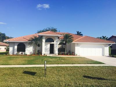 Wellington Single Family Home For Sale: 2344 Seaford Drive