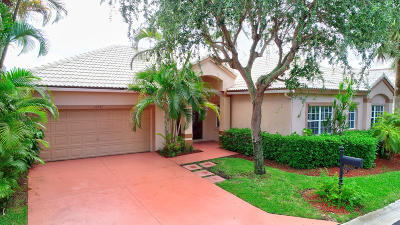 Boca Raton FL Single Family Home For Sale: $440,000