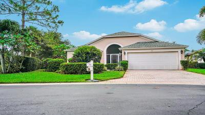 Greenacres Single Family Home For Sale: 100 Pacer Lane
