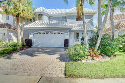 Boca Raton Single Family Home For Sale: 5825 NW 42nd Way
