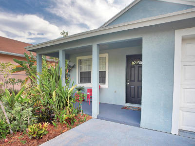 Delray Beach Single Family Home For Sale: 239 NW 4 Th Avenue