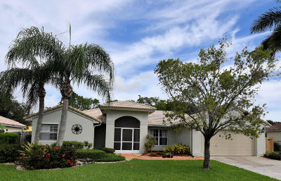 Lake Worth Single Family Home For Sale: 4523 Danielson Drive