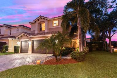 Boynton Beach Single Family Home For Sale: 10529 Palacio Ridge Court