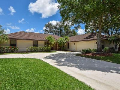 Palm Beach Gardens Single Family Home For Sale: 13 Alnwick Road