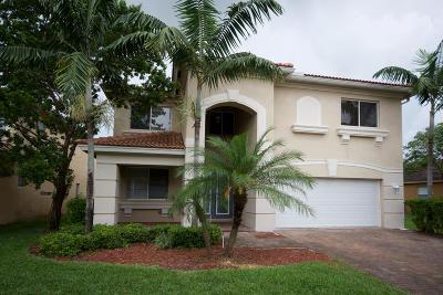 West Palm Beach Single Family Home For Sale: 745 Triana Street