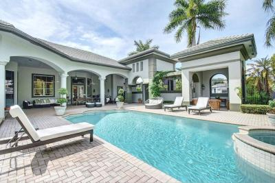 Boca Raton Single Family Home For Sale: 5804 Windsor Court