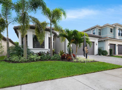 Delray Beach Single Family Home For Sale: 16131 Pantheon Pass