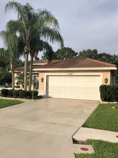 Lake Worth, Lakeworth Single Family Home For Sale: 6208 Sand Hills Circle