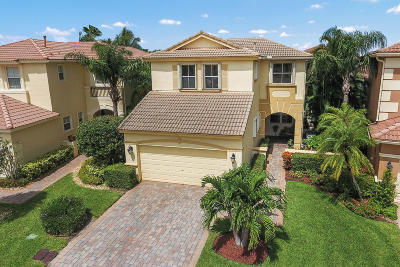 Palm Beach Gardens Single Family Home For Sale: 251 Isle Verde Way