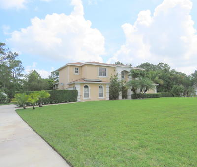 West Palm Beach Single Family Home Contingent: 13597 88th Place