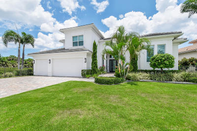 North Palm Beach Single Family Home For Sale: 13966 Chester Bay Lane