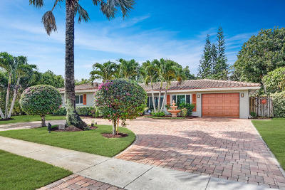Boca Raton Single Family Home For Sale: 1260 SW 4th Street