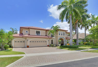 Boca Raton Single Family Home For Sale: 3156 NW 63rd Street