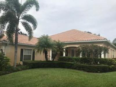 Palm Beach Gardens Single Family Home Contingent: 212 Danube Way