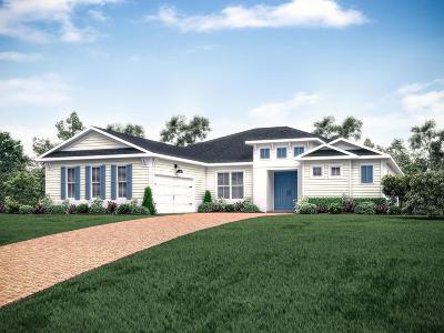 Vero Beach Single Family Home For Sale: 6229 Arcadia Square