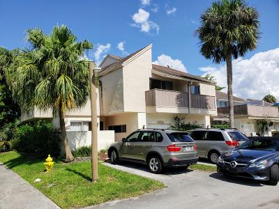 Plantation Condo For Sale: 840 NW 81st Terrace #1