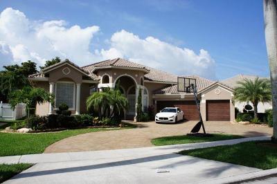 Boca Raton Single Family Home For Sale: 11604 Kensington Court