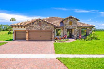 Vero Beach Single Family Home For Sale: 6257 Arcadia Square